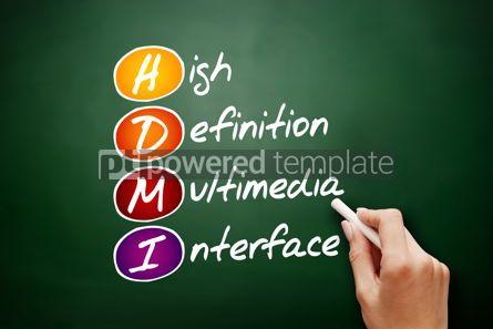 Education: HDMI - High Definition Multimedia Interface #09495