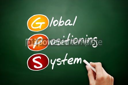 Education: GPS - Global Positioning System acronym #09499