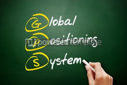 Education: GPS - Global Positioning System acronym #09500