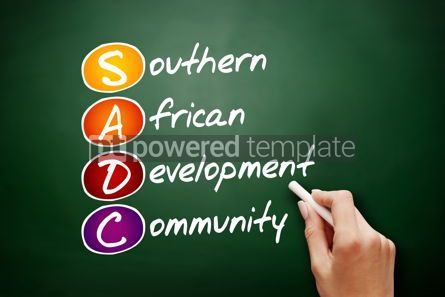 Business: SADC - Southern African Development Community #09501