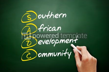 Business: SADC - Southern African Development Community #09502