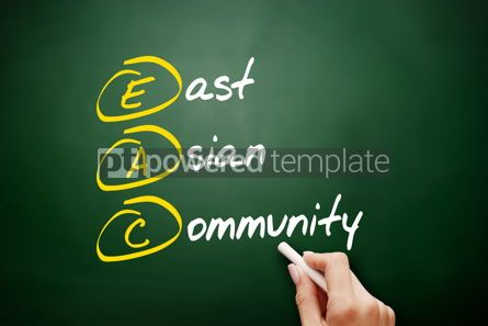 Business: EAC - East Asian Community acronym #09508