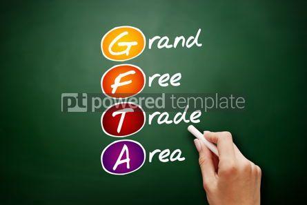 Business: GFTA - Grand Free Trade Area acronym #09513