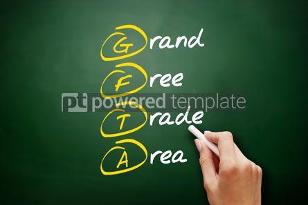 Business: GFTA - Grand Free Trade Area acronym #09514