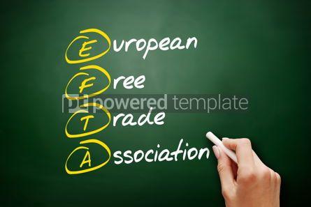 Business: EFTA - European Free Trade Association acronym #09518
