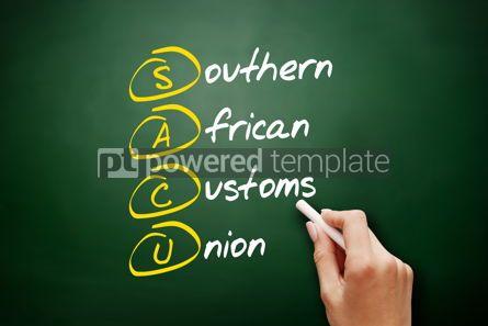 Business: SACU - Southern African Customs Union acronym #09520