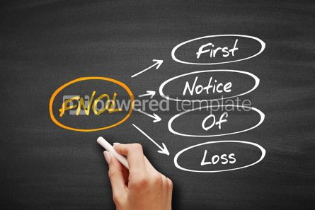 Business: FNOL - First Notice Of Loss acronym #09554