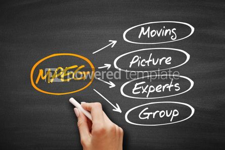 Business: MPEG - Moving Picture Experts Group acronym #09560
