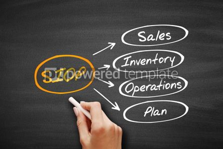 Business: SIOP - Sales Inventory Operations Plan acronym #09564