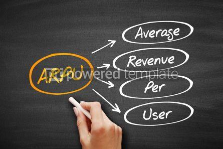 Education: ARPU - Average Revenue Per User acronym #09575