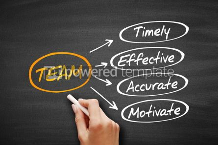 Business: TEAM - Timely Effective Accurate Motivate #09580