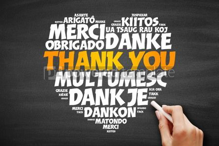 Business: Thank You in many languages #09652