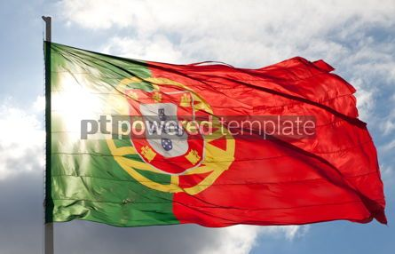 Education: National flag of Portugal #09769