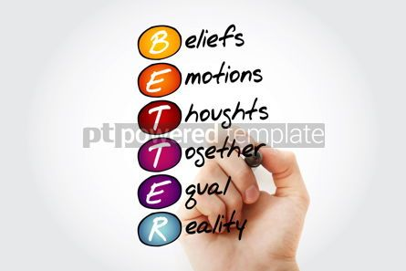 Business: BETTER - Beliefs Emotions Thoughts Together Equal Reality acron #09840