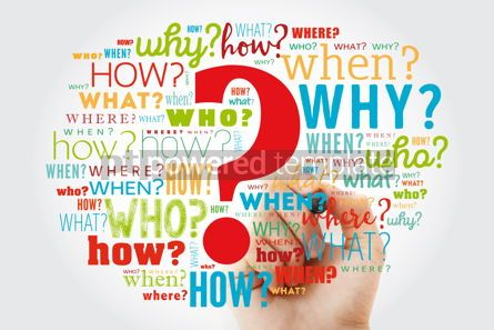 Business: Question mark - Questions whose answers are considered basic in  #10048