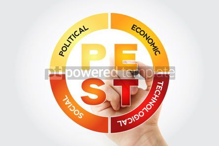 Business: PEST (Political Economic Social Technological) Business conce #10247