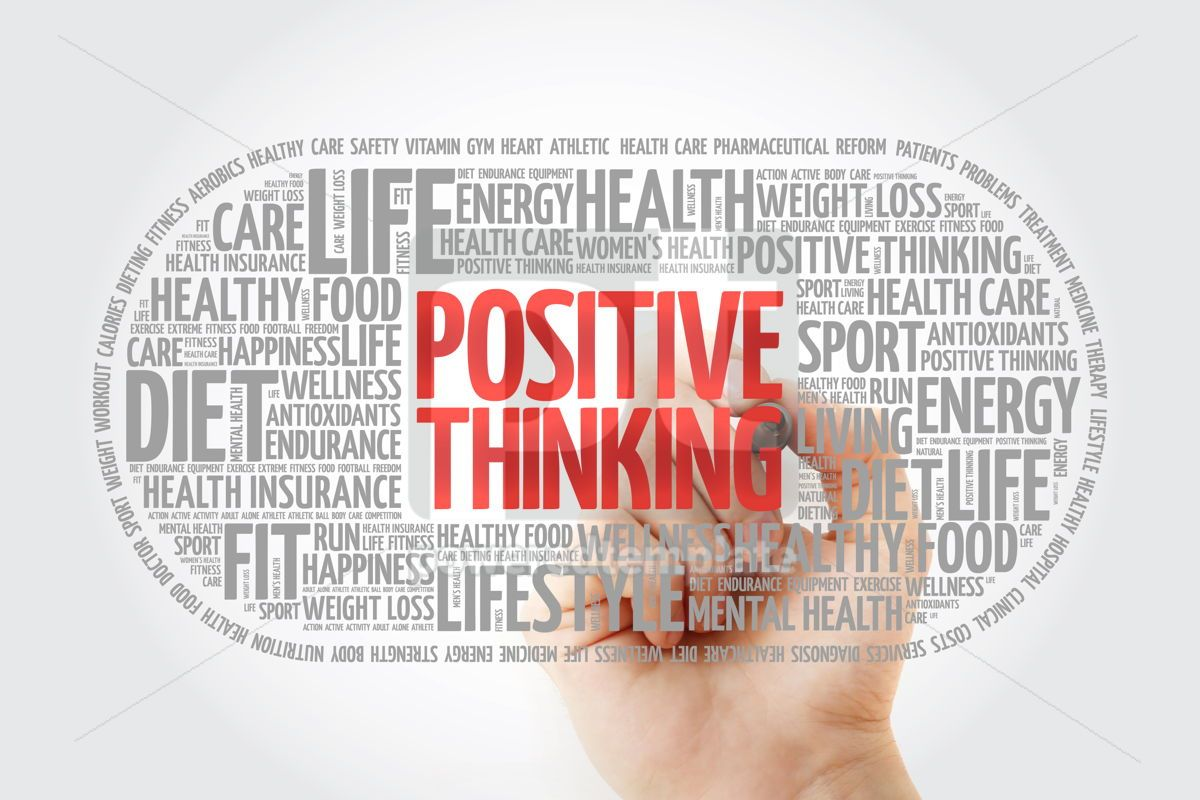 Positive thinking medical pill word cloud with marker health co, 10338, Education — PoweredTemplate.com