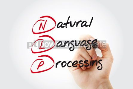 Business: NLP - Natural Language Processing acronym with marker concept b #11091