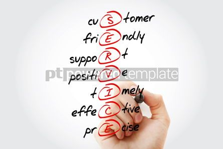 Business: SERVICE - Customer Friendly Support Positive Timely Effecti #11564