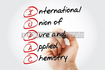 Business: IUPAC - International Union of Pure and Applied Chemistry acrony #11584
