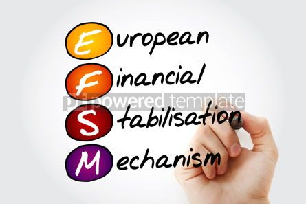 Business: EFSM - European Financial Stabilisation Mechanism acronym with m #11693