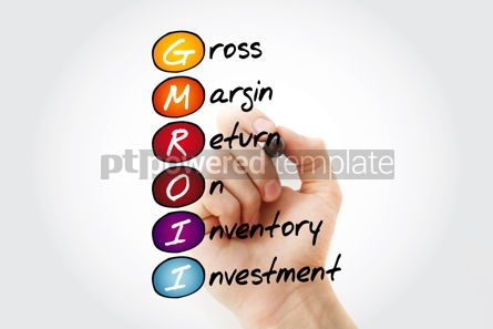 Business: GMROII - Gross Margin Return on Inventory Investment acronym wit #11721
