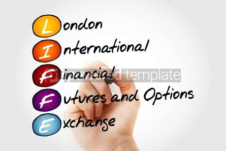 Business: LIFFE - London International Financial Futures and Options Excha #11730