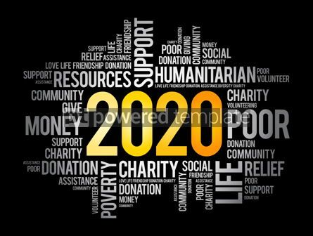 Business: 2020 help word cloud collage #12143
