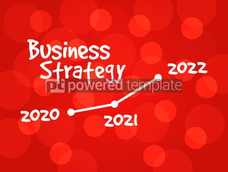 Business: 2020 - 2021 - 2022 Years Timeline #12197