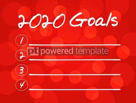 Business: 2020 Goals List business sport and health #12199