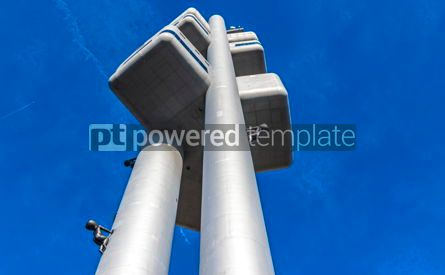 Architecture : Zizkov Television Tower in Prague Czech Republic #12262