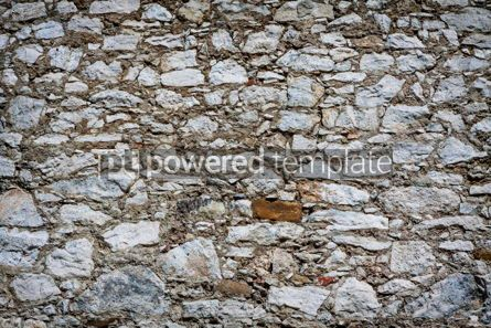 Nature: Background of stone wall texture #12273
