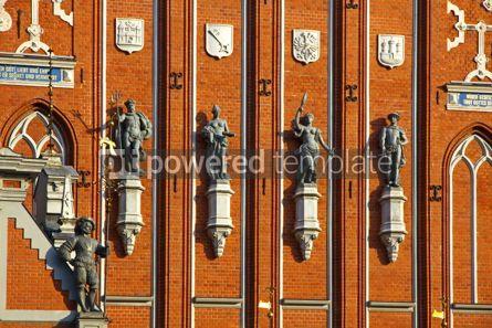 Architecture : House of the Blackheads in Riga Latvia #12313