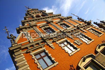 Architecture : House of the Blackheads in Riga Latvia #12318