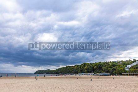 Nature: Municipal beach in Gdynia Baltic sea Poland #12335