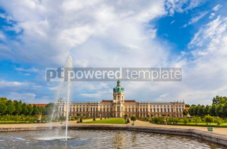 Architecture : Charlottenburg Palace in Berlin Germany #12368