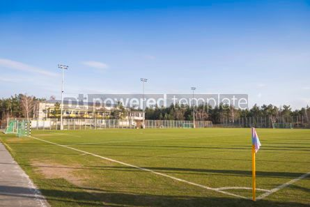 Sports : Grass football training fields #12431