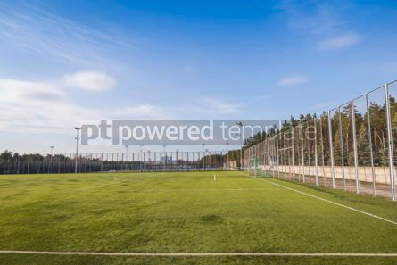 Sports : Grass football training fields #12432