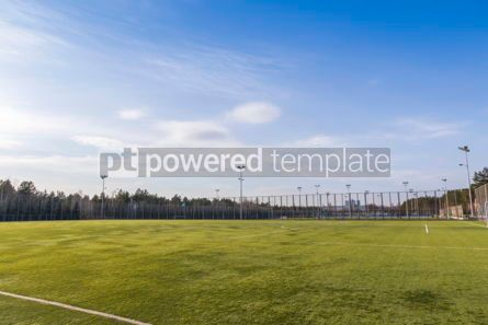 Sports : Grass football training fields #12433