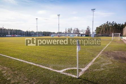 Sports : Grass football training fields #12434