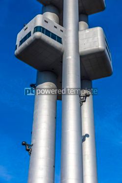 Architecture : Zizkov Television Tower in Prague Czech Republic #12478
