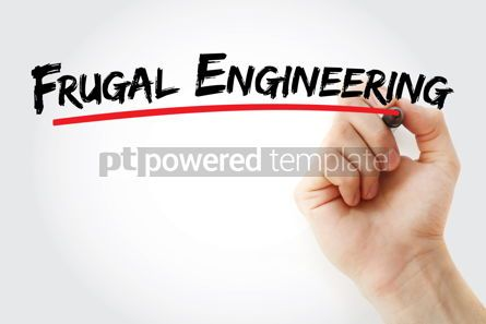 Business: Frugal Engineering text with marker #12845