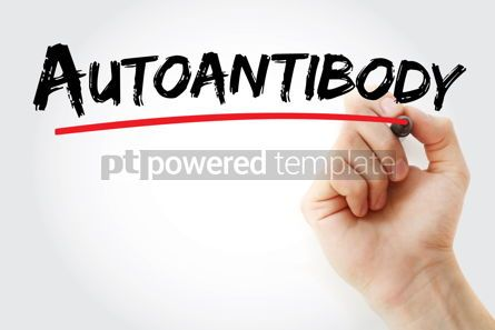 Business: Autoantibody text with marker #12876