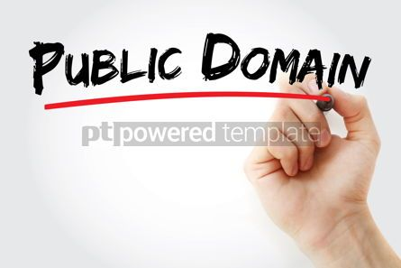 Business: Public domain text with marker #12883