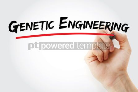 Business: Genetic Engineering text with marker #12902