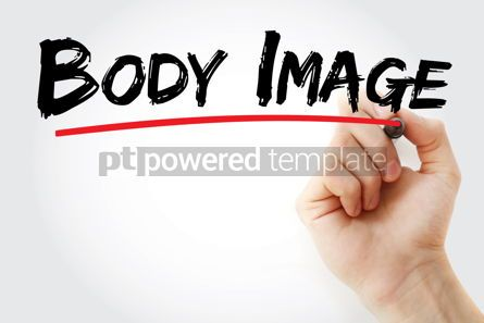 Business: Body image text with marker #12903