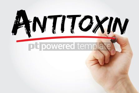 Business: Antitoxin text with marker #12908