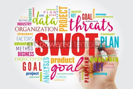 Business: SWOT analysis or SWOT matrix acronym #12959