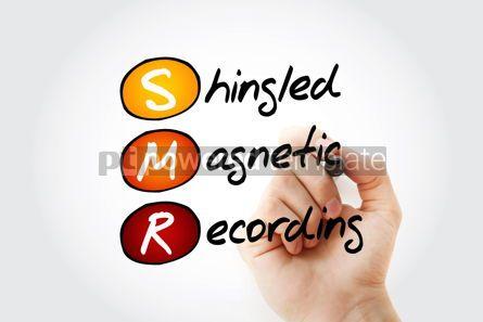 Business: SMR - Shingled Magnetic Recording acronym #12997