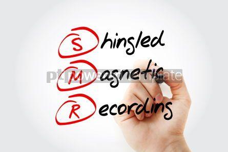 Business: SMR - Shingled Magnetic Recording acronym #12998